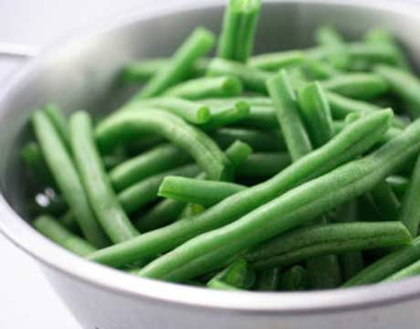Stove Top Quick Skillet Green Beans