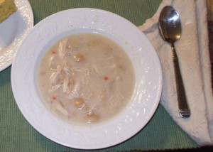 Hallee's White Chili