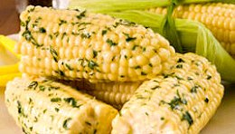 Herb Seasoned Corn-On-The-Cob
