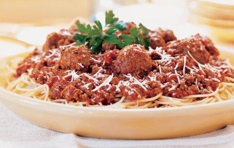 Italian Turkey Sausage Spaghetti Sauce