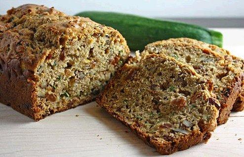 Grandma Poe's Zucchini Bread
