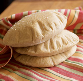 Perfect Pocket Pita Bread