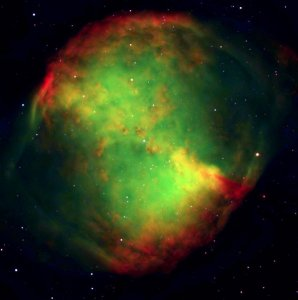 Creation: Dumbbell Nebula