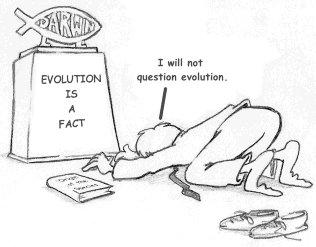 Creation: Darwin Altar