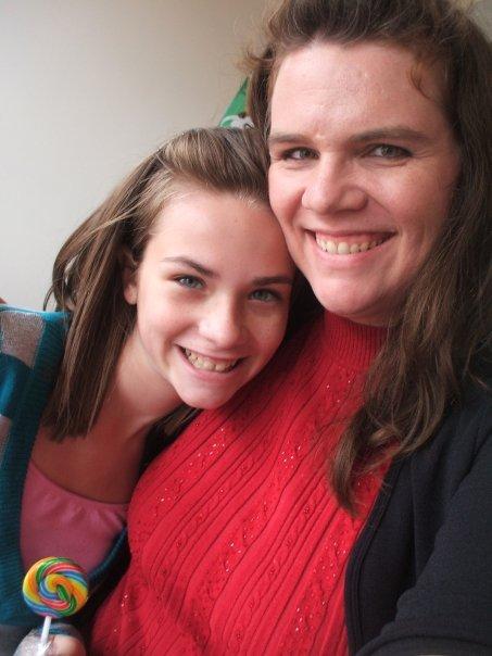 Hallee & Kaylee