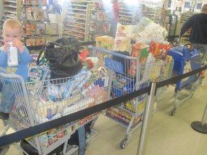 3 carts