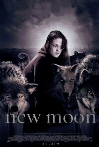 New Moon: Bella & Jacob
