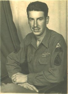 my maternal grandfather, WWII