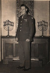 my paternal grandfather, WWII
