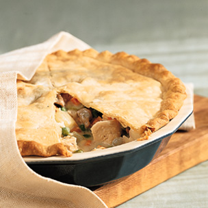 Terrific Turkey Pot Pie