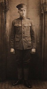 My Great-Grandfather, WWI