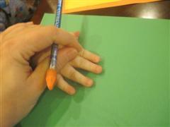 trace hand j