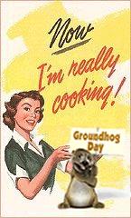 Menu Monday Groundhog Day