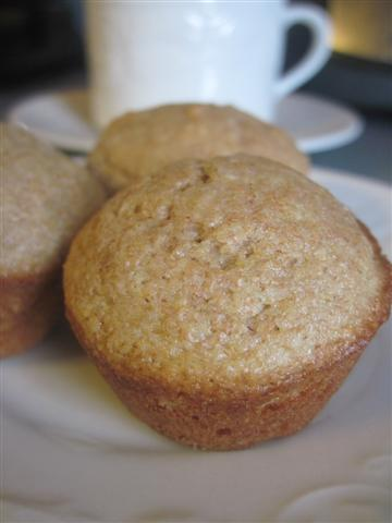 Marvelous Maple Muffins