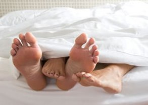 Best Sex Ever: Couple Feet 3