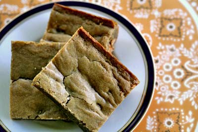 Delectable Blondies