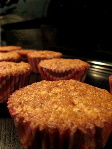 Natalee's Oatmeal Raisin Cupcakes