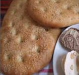 Greek Lenten Bread (Lagana)