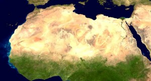 The Sahara Desert, the world's largest and oldest desert, is at most 4,700 years old