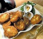 Greek Lenten Fritters (Tiganites)