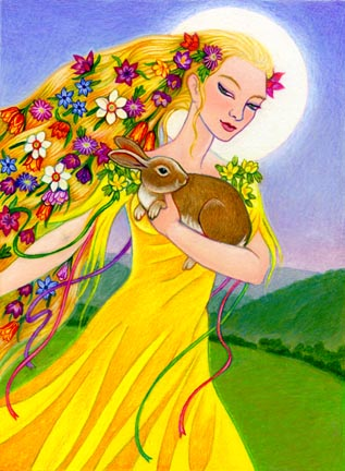 Easter and Eostre