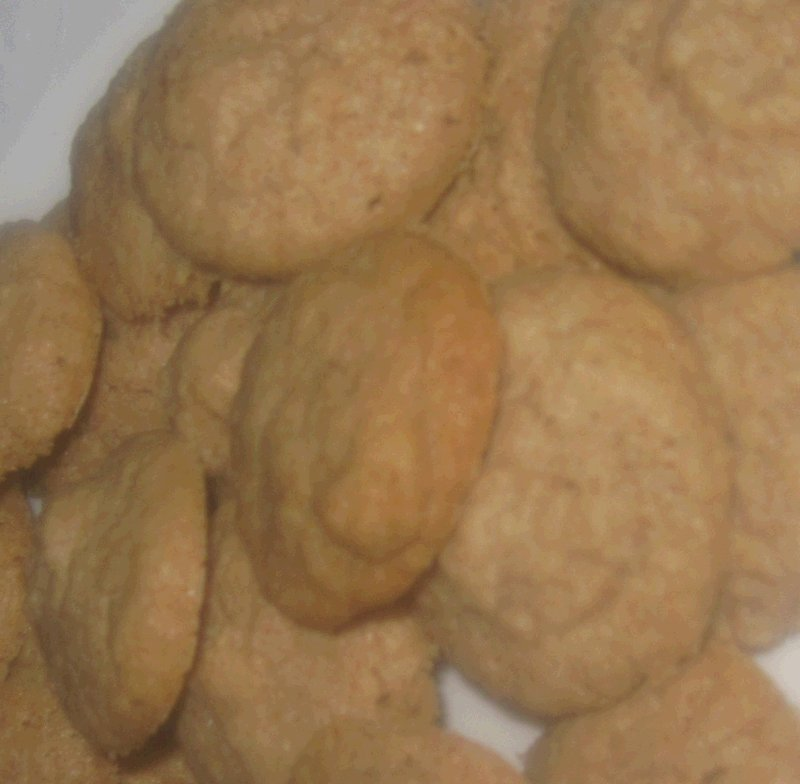 Whole Wheat Vanilla Wafers