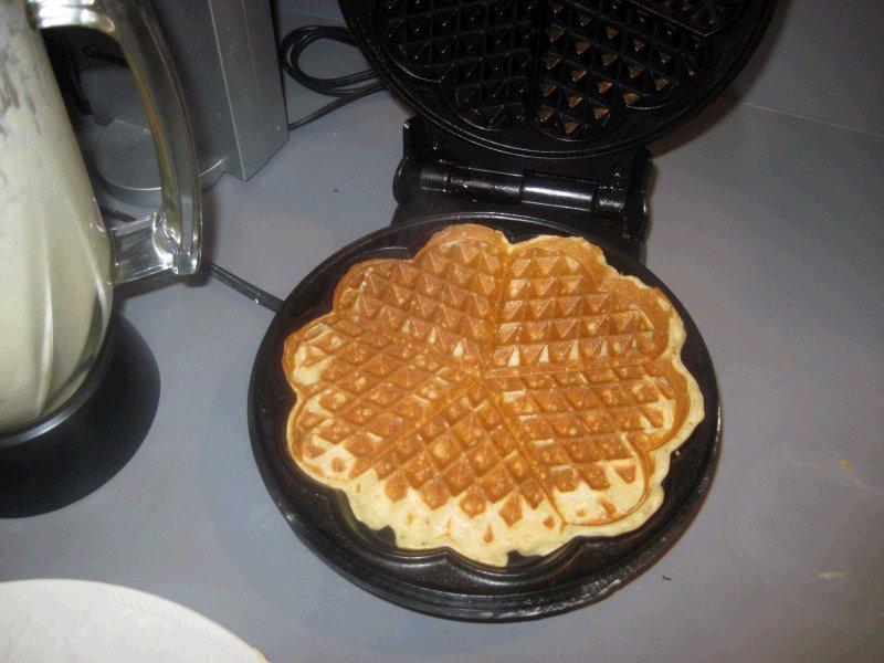 Sue's Oatmeal Blender Waffles/Pancakes