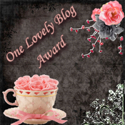 Blog Award: One Lovely Blog Award