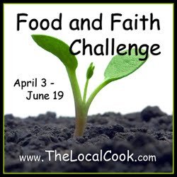 Food & Faith Challenge Kick-Off