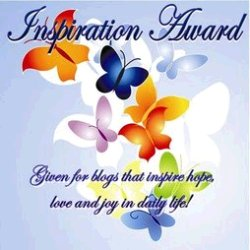 Blog Award: Inspirational Blog Award
