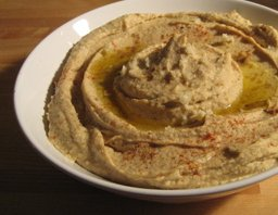 Hummus with Sesame Paste (Hummus bi Tahini)