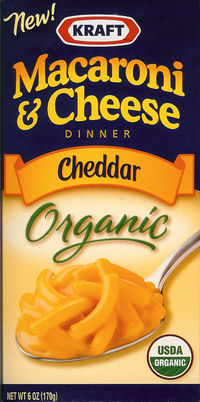 Organic: Mac-N-Cheese