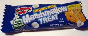 Organic: Marshmallow Rice Treats