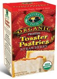 Organic: Toaster Pastries