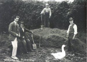 Creation: Piltdown Excavation III