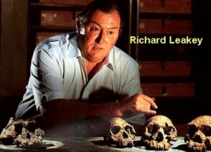 Creation: Richard Leakey