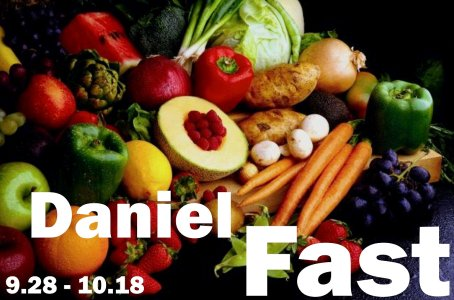 Daniel Fast: Final Week Update & A Possibly Related Freaky Experience