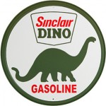 Creation: Dino the Brontosaurus of Sinclair Oil