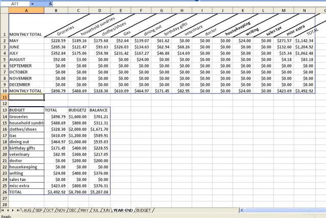 budgeting spreadsheet with a downloadable form hallee the homemaker