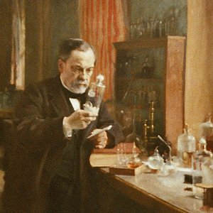 Creation: Louis Pasteur