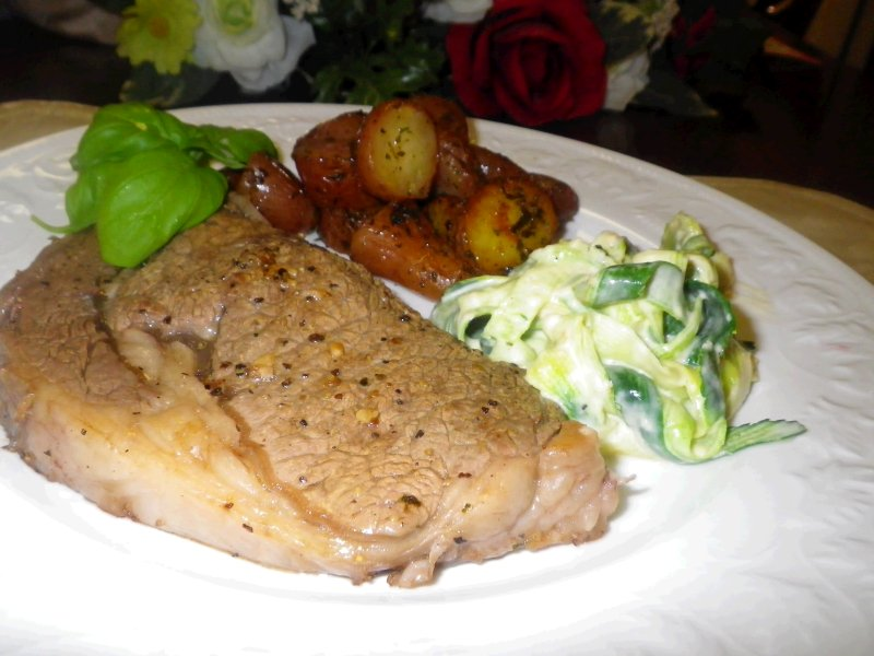 Valentine's Day Dinner for Two & A Story of Enduring Love