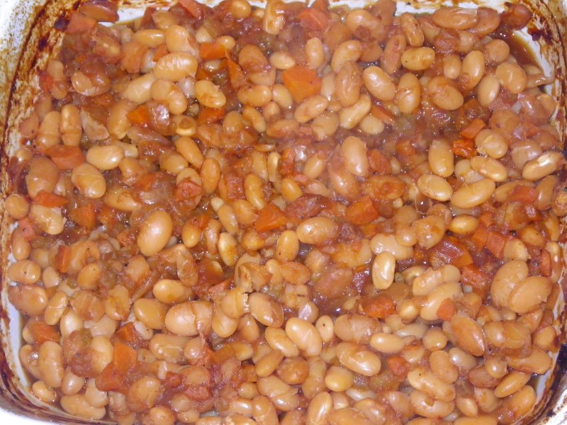Savory Baked Beans