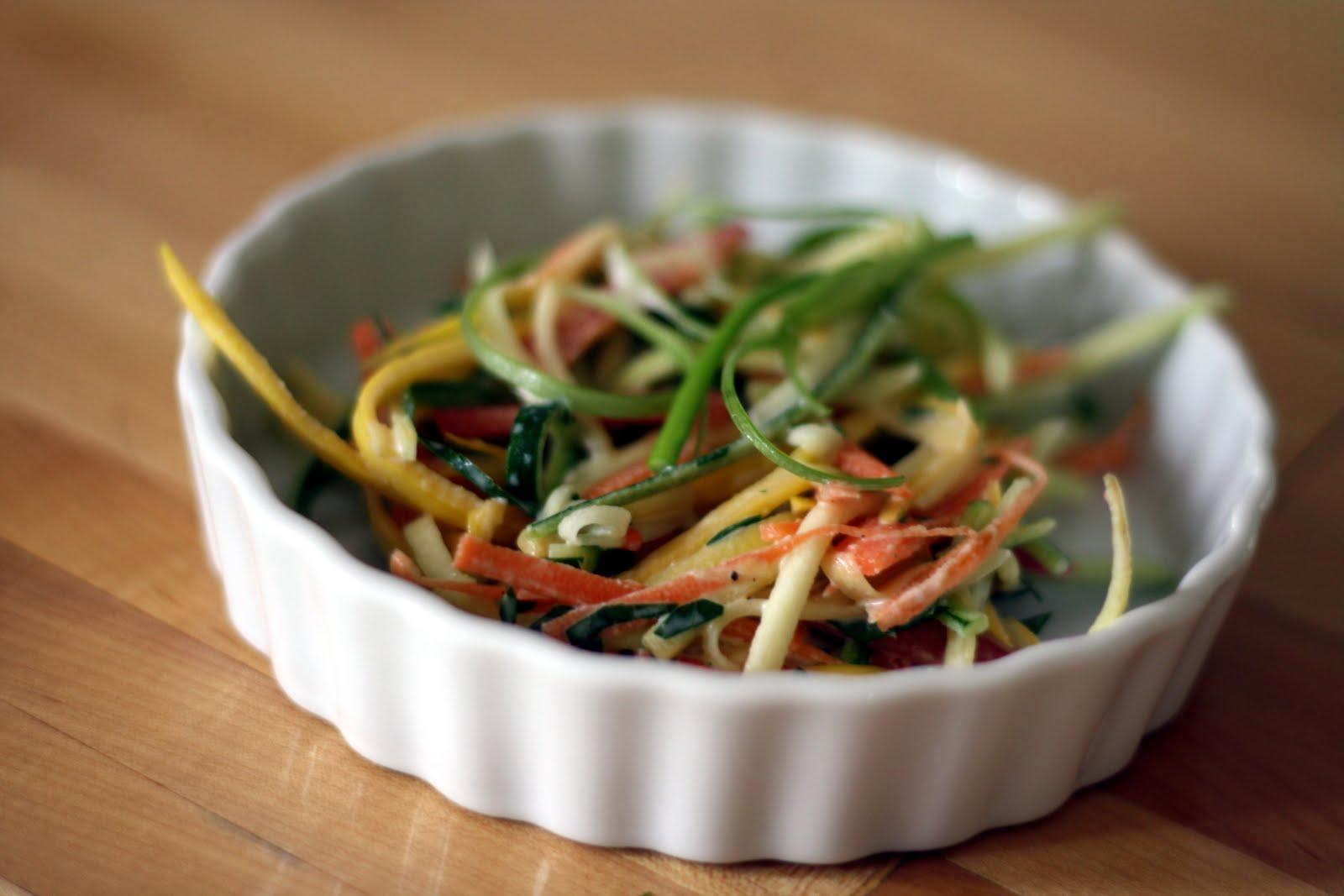Zucchini Slaw