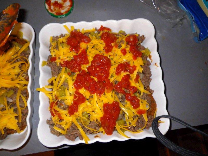 Spicy Tomato & Jalapeno Salsa