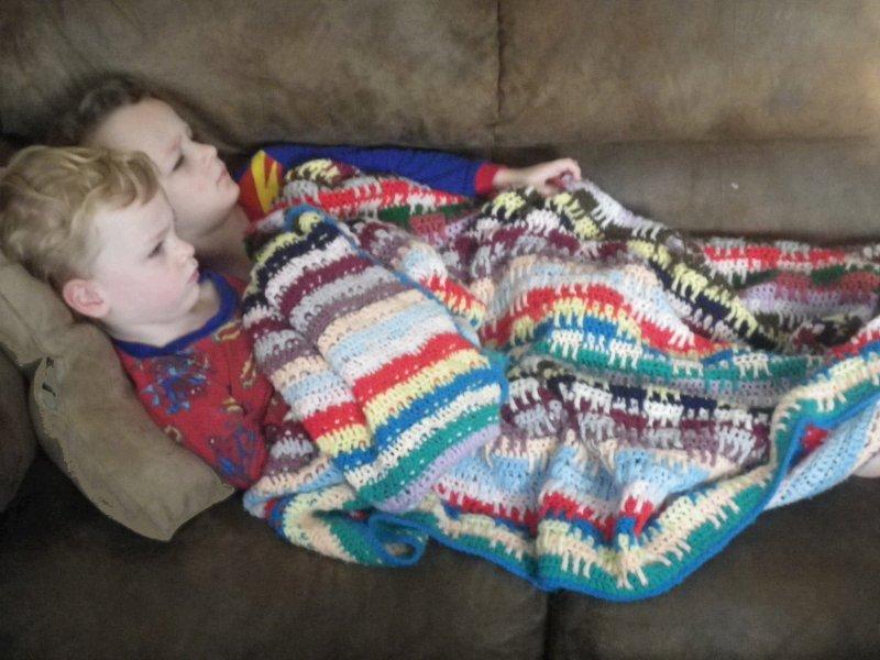 Ma-Maw Ryta Gail's Blanket