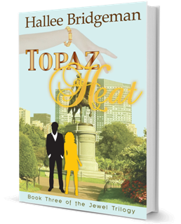 Topaz Heat Now Available in Paperback!