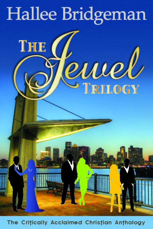 The Jewel Trilogy Anthology!