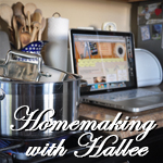 Homemaking with Hallee