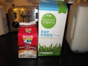 Fat Free Whipping Cream 79