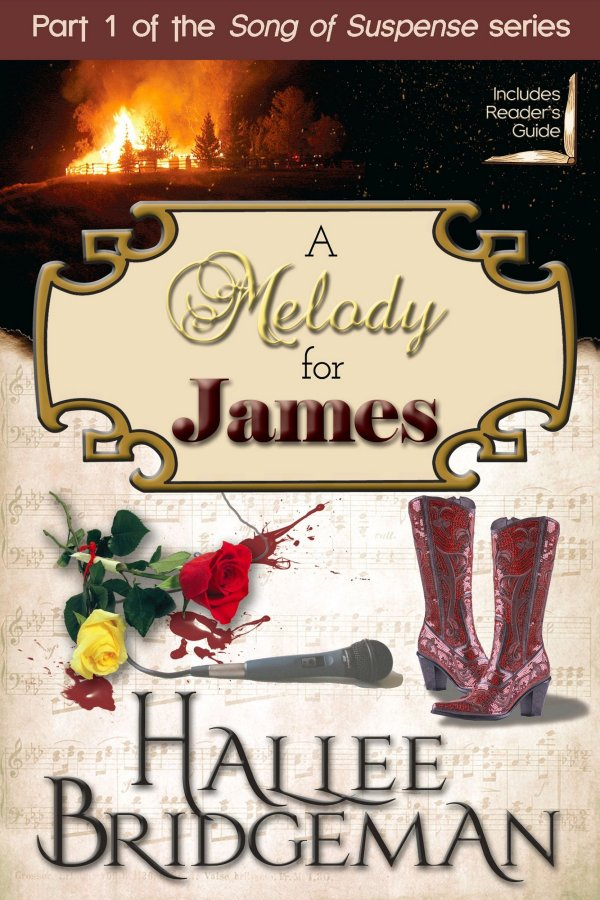 A Melody for James is Finally on Barnes & Noble